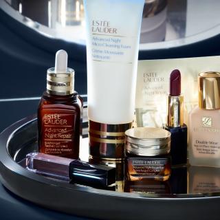 送3件洁面小样 + 最高6件豪华中样限今天:Estee Lauder 全场美妆护肤品热卖 收小棕瓶、超值套装