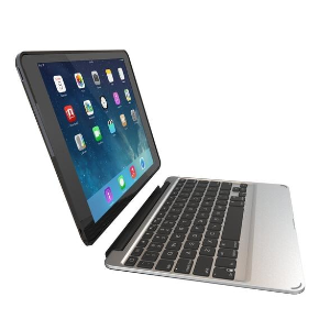 $15ZAGG Slim Book Wireless Bluetooth Keyboard for iPad Mini 1, 2 or 3