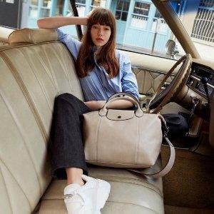 低至6折+最高送$750礼卡Longchamp 新款美包热卖 新品特卖