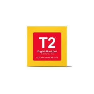 T2 tea英式早餐茶茶包