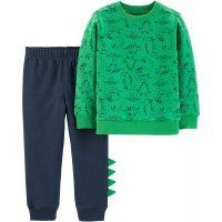 Carter's 男婴恐龙卫衣2件套