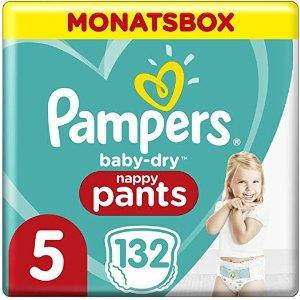 Pampers纸尿裤 5