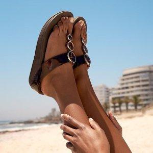 低至6折FitFlop 精选春季新款美鞋热卖