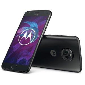 $139.99 Motorola Moto X4 32GB Unlocked Smart Phone
