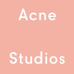 5折起 囧脸T恤£90 logo围巾£108上新:Acne Studios官网 夏季大促开始! 极简风美衣 断码飞快速收