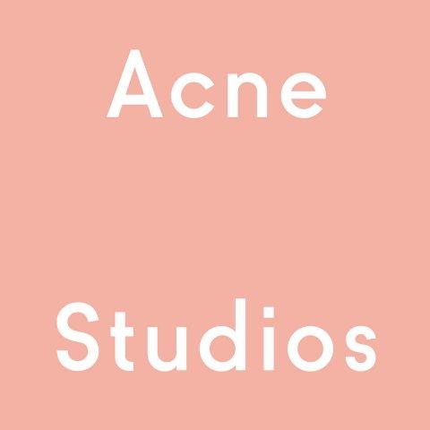 4折起 囧脸T恤£90 logo围巾£108折扣升级:Acne Studios官网 夏季大促开始! 极简风美衣 断码飞快速收