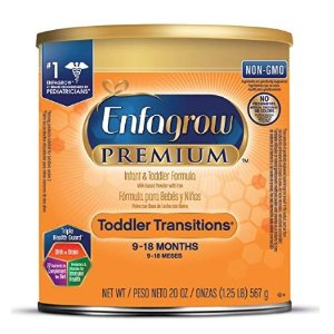 Up to 20% Off Enfagrow Baby/Toddler Formula @ Amazon