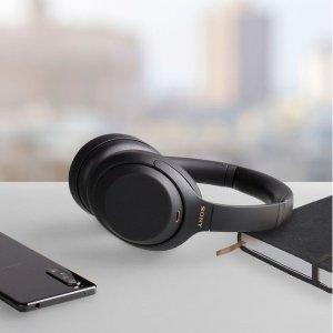 €59收便携音箱 €65收蓝牙耳塞黑五价:Sony 耳机/便携音箱热促 享受一个人的听觉盛宴