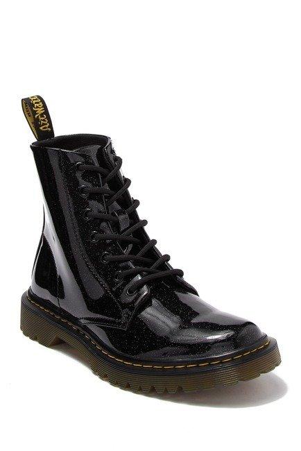 Luana 漆皮马丁靴