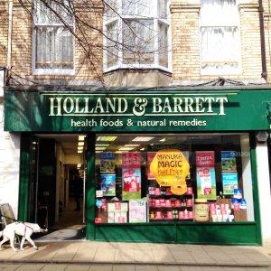 低至5折+满£55额外9折Holland Barrett 保健品超值热卖