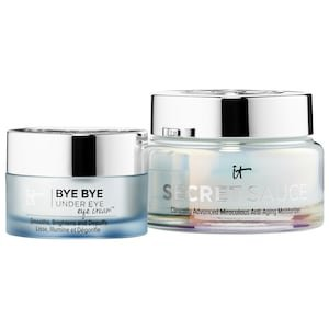IT's Your Skincare Power Pair! Best-Selling Moisturizer & Eye Cream Duo - IT Cosmetics | Sephora