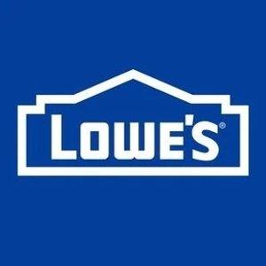 低至5折 收无绳电动割草机即将截止:Lowe's 周年庆  精选家装、庭院、家电、家居等促销热卖