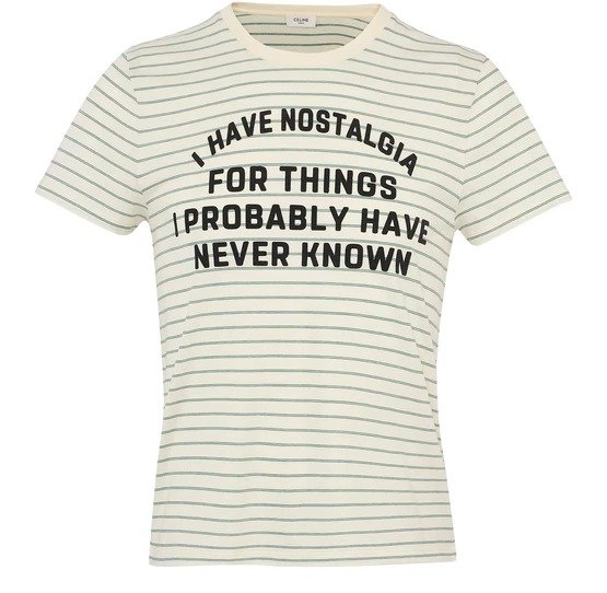 Nostalgia T恤