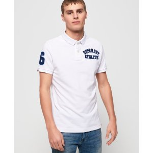 Superdry2  for $60Classic Superstate Pique Polo Shirt