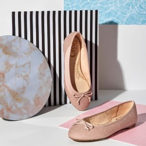 From $29 Circus by Sam Edelman Charlotte Ballet Flat @ Amazon.com