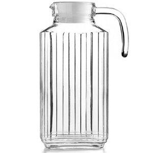 $6.99史低价:Martha Stewart Collection 玻璃凉杯 1.7L