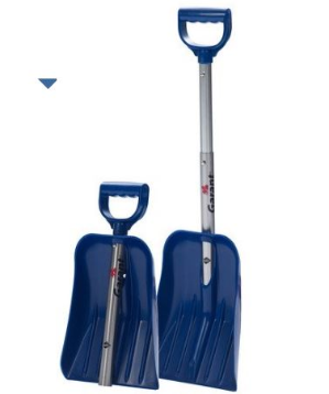$9.29(原价$15.49)Garant YEMECAR 可伸缩式汽车雪铲