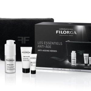 3.5折起!送神秘礼包Filorga 好礼回馈专场 360眼霜套装买1得3超值价!