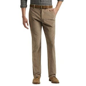 Reserve Collection Tailored Fit Corduroy Pant