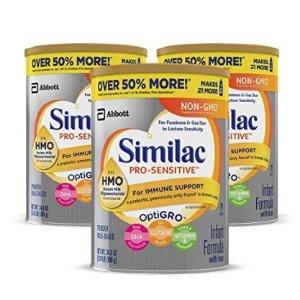 35% OffSimilac Non-GMO Infant Formula Sale @ Amazon