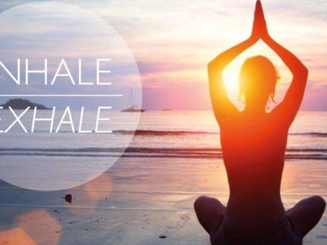 不可不知的瑜伽秘密   呼吸法