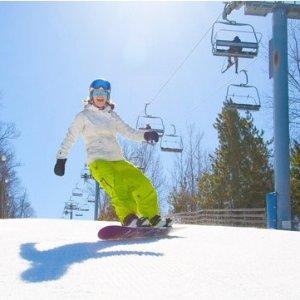 低至4.3折 $39.95起独家:Snow Valley 滑雪度假村 冬日里的限定欢乐