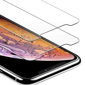 $2.99 两片装Anker GlassGuard 钢化玻璃保护膜 iPhone Xs Max/11 Pro Max