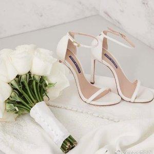 低至3.8折 $200起 收幂姐限定珍珠款Stuart Weitzman 19年新款凉鞋惊喜特卖