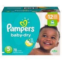 Pampers Baby Dry 尿不湿