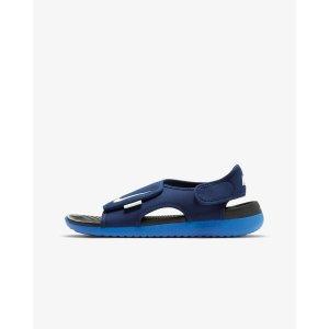 Nike中大童 Sunray Adjust 5 V2 可调节凉鞋