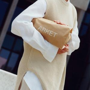 5折起+额外8.5折 樱花粉衬衣£23上新:Arket 夏季大促正式开始 新品都参加 中性风爱好者天堂