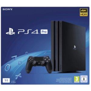 史低价:SONY Playstation 4 Pro 1TB