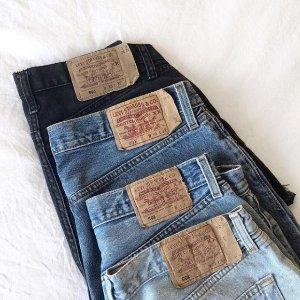5折起!£47收501直筒裤Levi's 牛仔裤专场春季大促 经典好穿不过时