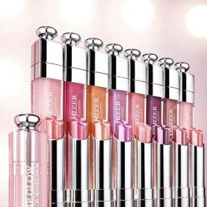 满75立减15 变相8折Dior 迪奥美妆产品热卖 收限量新品、变色唇膏