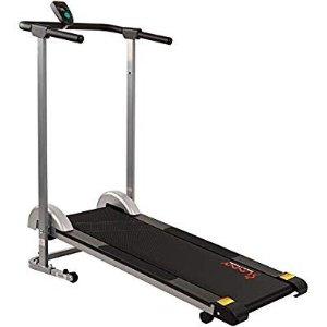 $145.96Sunny Health & Fitness SF-T1407M Manual Walking Treadmill