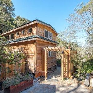 2卧室 可入住7人Cozy Cabin 独栋小木屋