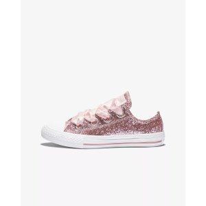 51a6a170864e ConverseChuck Taylor All Star Party Dress Low Top Big Kids  Shoe. Nike.com