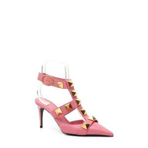 ValentinoRoman大钉高跟鞋