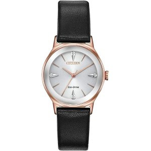 CitizenEM0733-08A Axiom Women's Watch Black 28mm Stainless Steel