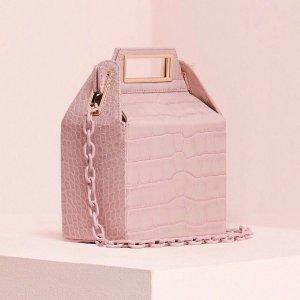 新用户9折 $300+ 收封面粉色盒子包Moda Operandi 全场大牌设计热卖 收Danse Lente、Loewe