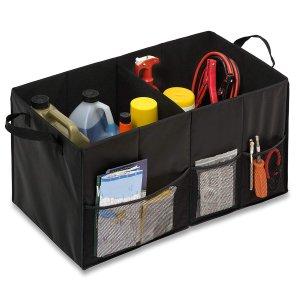 Honey-Can-Do 可折疊汽車后備箱收納盒