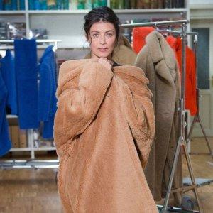 低至7折+定价优势+上新Max Mara 时尚专场 副线羊毛大衣$702,泰迪大衣立省$1372