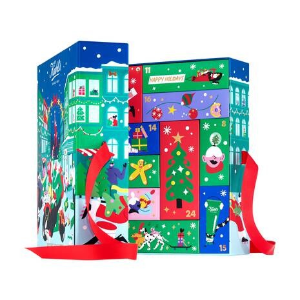 变相25折!仅€79收价值超€300商品!限今日!Kiehl's 科颜氏 2021圣诞日历 每年必抢 当家花旦都在内!