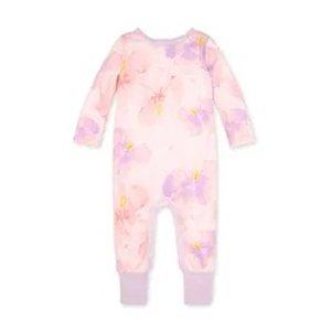 Burt's Bees Baby印花有机棉婴童连体服
