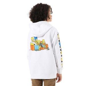 The Simpsons x Vans 卫衣(8-14+ ans)