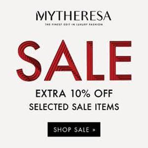 5折起+额外9折 €121收法棍包限今天:Mytheresa 冬季大促折上折 Self-Portrait、by FAR、Marni 全都有