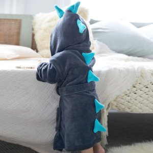 My 1st Years20% Off for $100+Personalized Dinosaur Robe