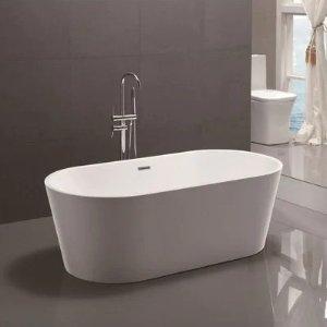 Vanity Art LLCVanity Art 59-inch 浴缸
