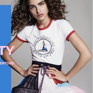 Save Up To 50% OffSitewide @ Juicy Couture