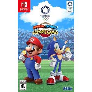 $49.99 (原价$79.99)Sega Mario & Sonic 东京奥运会2020